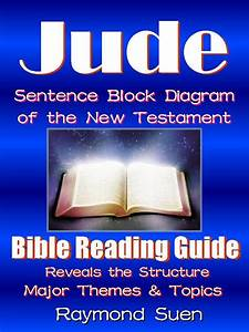 Acts Sentence Block Diagram Method Of The New Testament Bible Reading Guide Reveals Structure Major Themes Topics English Edition