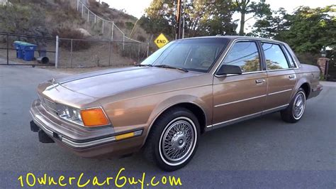 Buick Century Limited by 86 Buick Century Limited Sedan 2 5l 4cyl 81 000 Orig Mi 2