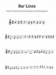 Fun and Learn Music » Music Worksheets – Treble Clef ...
