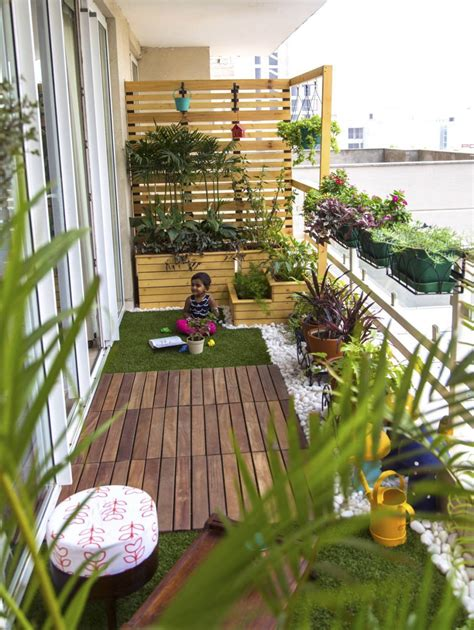 Balkon Garten by 30 Smart Design Of Balcony Garden For Apartments Rafael