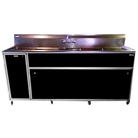 portable shoo bowl for kitchen sink shop monsam black triple basin stainless steel portable