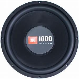 "JBL CS1214 12"" 1000W Single 4-Ohm CS Series Car Audio ..."