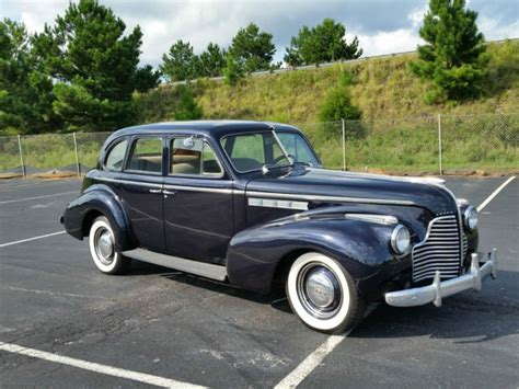 1940 Buick Special by 1940 Buick Special 40 Door Model 41 Classic