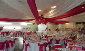 deco de salle mariage decoration salle mariage le mariage