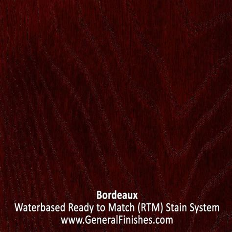 ready to match stain system rtm stain system a water borne color matching system by http