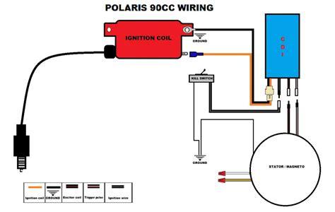 Stock Hobbit Cdi Jog Box Wiring Diagram Moped Army