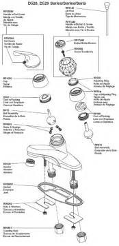 delta classic kitchen faucet plumbingwarehouse delta bathroom faucet parts for