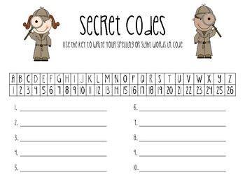 secret codes ciphers images  pinterest