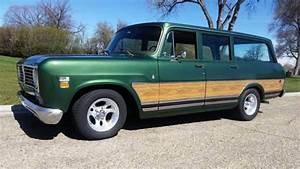 For  14 995  This 1972 International Travelall Might Go