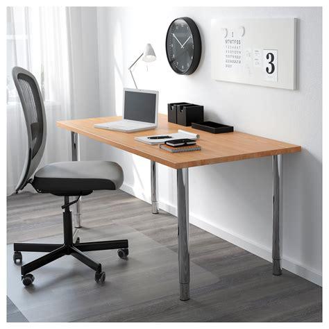 Ikea Desk Top Wood by Gerton Table Top Beech 155x75 Cm Ikea