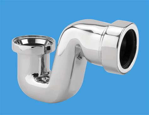 CP Brass Bath Trap | McAlpine Plumbing Products