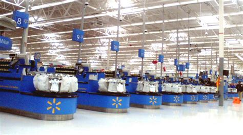 Walmart Promises To Have Humans At Cash Registers This