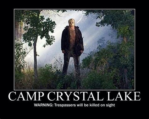 Jason Voorhees Memes - 708 best jason voorhees friday the 13th images on pinterest friday the 13th horror films