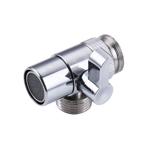 Kes Brass Sink Valve Diverter Faucet Splitter For Kitchen