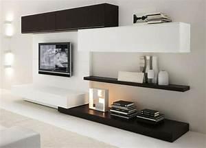 Tv Wand Modern : van kleine tv meubels tot grote tv wanden woonmooi ~ Michelbontemps.com Haus und Dekorationen