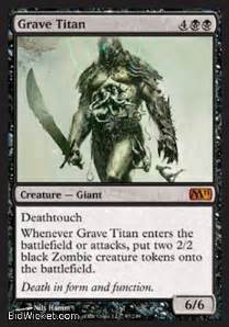 Deathtouch Deck Mono Black by Grave Titan