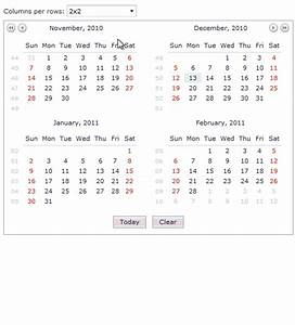 multi month calendar calendar template 2016 With multiple month calendar template