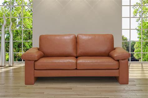 cognac leder ecksofa ecke sofa garnitur sitzecke cognac leder echtleder neu 25698