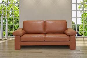 Couch Leder Cognac : modernes sofa in leder cognac im toni herner m bellexikon ~ Frokenaadalensverden.com Haus und Dekorationen