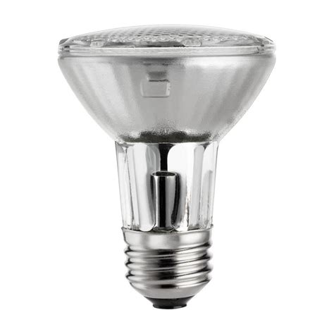 halogen light bulb philips 50 watt equivalent par20 halogen dimmable flood
