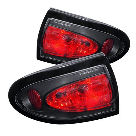 Spec Tuning Chevy Cavalier Euro Tail Lights