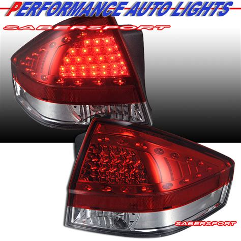 2007 ford fusion tail light 2008 led tail lights ford focus forum ford focus st