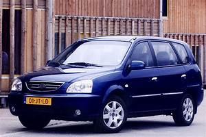 Kia Carens 2 0 Crdi Vgt Ex  Manual  2005