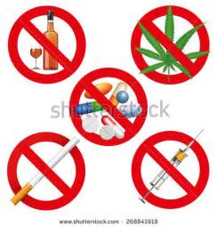 Say No to Drugs Alcohol and Tobacco