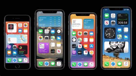 iOS 14 : date de sortie, bêta et fonctionnalités de la ...