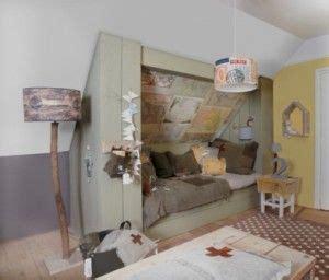 inbouwbed kinderkamer pinterest kidsroom room