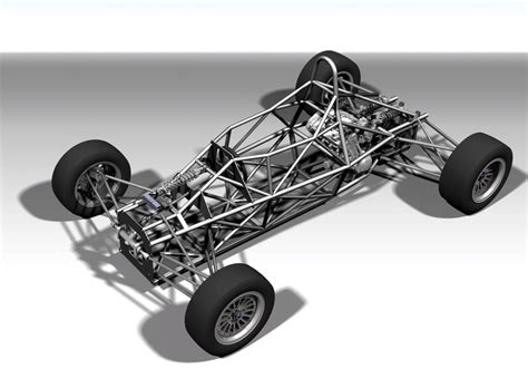 Formula Car Full Chassis