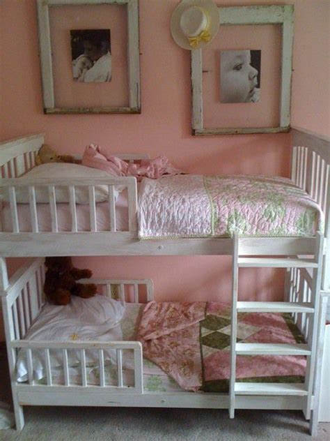 Toddler Bunk Bed Crib Mattress  Woodworking Projects & Plans