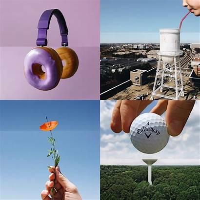 Stephen Mcmennamy Juxtapositions Humorous Combo Combinations Mashups