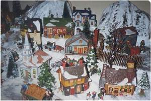 Dept 56 Collectible Lighted Houses Display Tips Dept 56