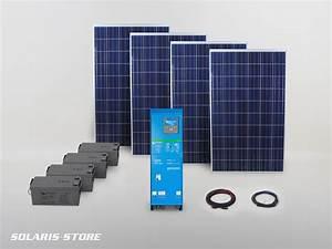 Kit Panneau Solaire Autoconsommation : prix kit photovoltaique autonome ~ Premium-room.com Idées de Décoration