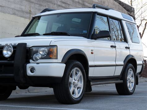 Land Rover Discovery Picture by 2004 Land Rover Discovery Pictures Cargurus