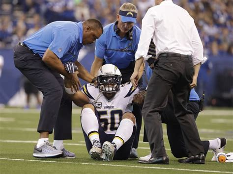 Notable Nfl Injuries For 2016 Season