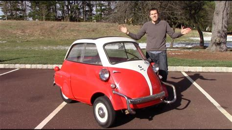 The BMW Isetta Is the Strangest BMW of All Time - YouTube