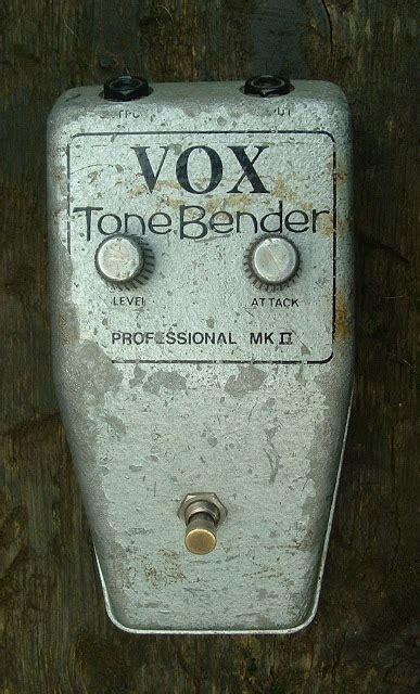 Pedal Porn Vox Tone Bender Professional Mkii