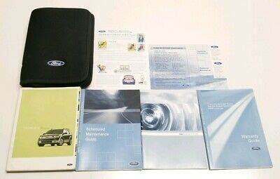 ford taurus  owners manual sel limted eddie bauer