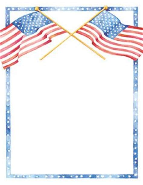 Writing A Paper About Americans by 105 Best 4th Of July Sationery Images On Flags