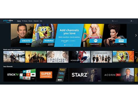 channels prime canada coming launch
