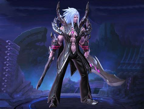 hero mobile legends martis ashura king zv gaming
