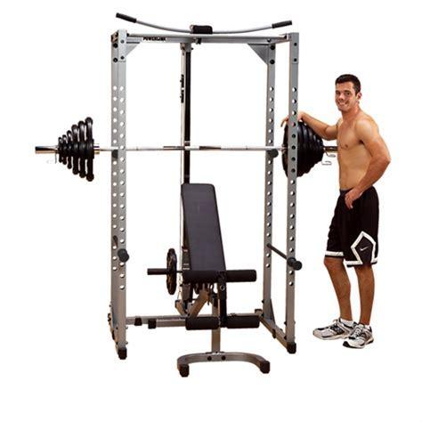 Body Solid Powerline Power Rack   GymStore.com