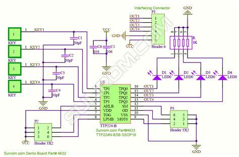 Ttpn Bsb Ssop Sunrom Electronics Technologies