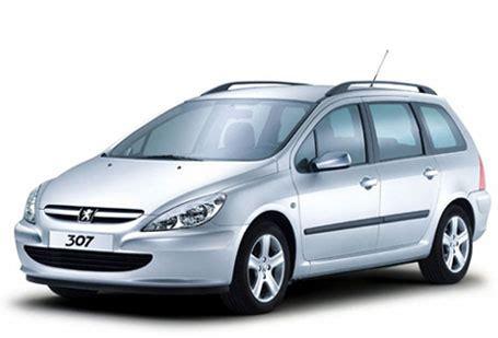 Dachträger Für Peugeot 307 Sw