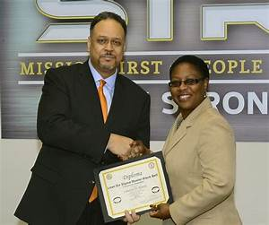 Army Awards Harris With Lean Six Sigma Master Black Belt