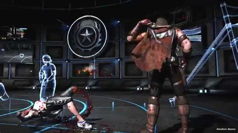 Mortal Kombat X All Erron Black Brutalities on Cassie Cage Endurance Outfit (HD) - YouTube