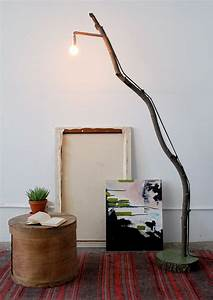 Diy floor lamps 15 simple ideas that will brighten your home for Diy led floor lamp