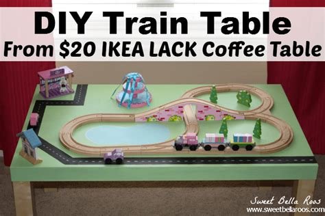 diy train table top 7 ikea hacks all parents need to know about modernize